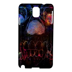 Third Eye Cosmic Samsung Galaxy Note 3 N9005 Hardshell Case by Contest1775858a