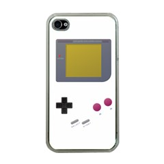 Handheld Gaming Apple iPhone 4 Case (Clear) by Contest1775858a
