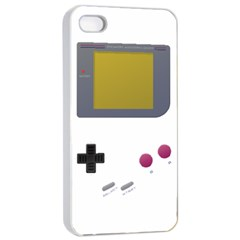 Handheld Gaming Apple Iphone 4/4s Seamless Case (white) by Contest1775858a