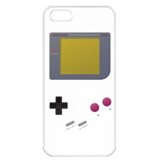 Handheld Gaming Apple Iphone 5 Seamless Case (white) by Contest1775858a