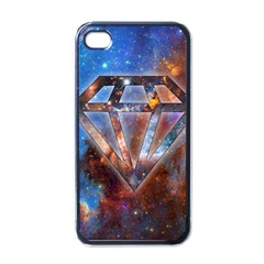 Cosmic Diamond Apple Iphone 4 Case (black) by Contest1775858a