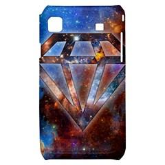 Cosmic Diamond Samsung Galaxy S i9000 Hardshell Case  by Contest1775858a