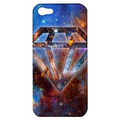 Cosmic Diamond Apple Iphone 5 Hardshell Case by Contest1775858a
