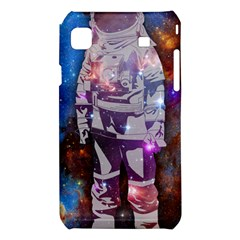 The Astronaut Samsung Galaxy S i9008 Hardshell Case by Contest1775858a