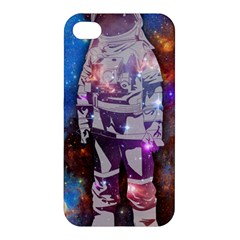 The Astronaut Apple Iphone 4/4s Premium Hardshell Case by Contest1775858a