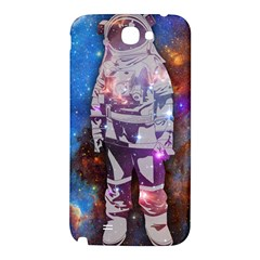 The Astronaut Samsung Note 2 N7100 Hardshell Back Case by Contest1775858a