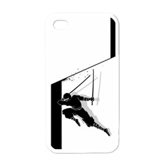 Slice Apple Iphone 4 Case (white) by Contest1732468