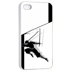 Slice Apple Iphone 4/4s Seamless Case (white) by Contest1732468