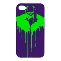 Incredible green Apple iPhone 4/4S Hardshell Case by Contest1769124