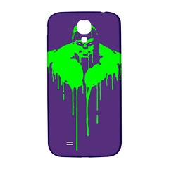 Incredible Green Samsung Galaxy S4 I9500/i9505  Hardshell Back Case by Contest1769124