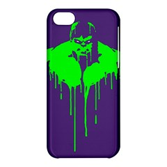 Incredible Green Apple Iphone 5c Hardshell Case by Contest1769124