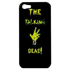 The Talking Dead Apple Iphone 5 Hardshell Case by TheTalkingDead