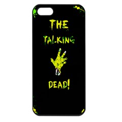 The Talking Dead Apple Iphone 5 Seamless Case (black) by TheTalkingDead