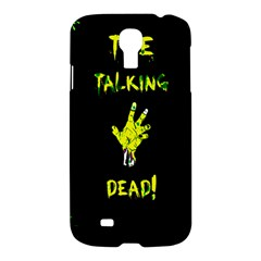 The Talking Dead Samsung Galaxy S4 I9500/i9505 Hardshell Case by TheTalkingDead