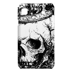 Skull King Samsung Galaxy S i9008 Hardshell Case by TheTalkingDead
