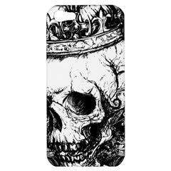 Skull King Apple Iphone 5 Hardshell Case by TheTalkingDead