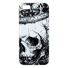Skull King Iphone 5 Premium Hardshell Case by TheTalkingDead