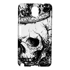 Skull King Samsung Galaxy Note 3 N9005 Hardshell Case by TheTalkingDead