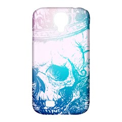 Skull King Colors Samsung Galaxy S4 Classic Hardshell Case (pc+silicone) by TheTalkingDead