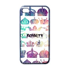 Royalty Apple Iphone 4 Case (black) by TheTalkingDead