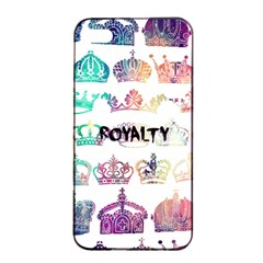 Royalty Apple Iphone 4/4s Seamless Case (black) by TheTalkingDead