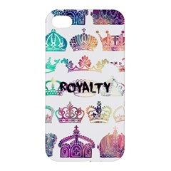 Royalty Apple Iphone 4/4s Premium Hardshell Case by TheTalkingDead