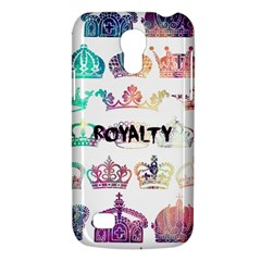 Royalty Samsung Galaxy S4 Mini Hardshell Case  by TheTalkingDead