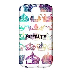 Royalty Samsung Galaxy S4 Classic Hardshell Case (pc+silicone) by TheTalkingDead