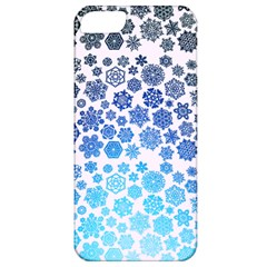 Let It Snow Apple Iphone 5 Classic Hardshell Case