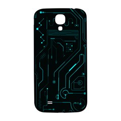 Circuit Board Samsung Galaxy S4 I9500/i9505  Hardshell Back Case by TheTalkingDead