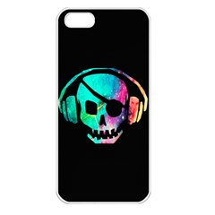 Pirate Music Apple Iphone 5 Seamless Case (white) by TheTalkingDead