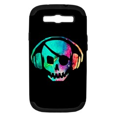 Pirate Music Samsung Galaxy S Iii Hardshell Case (pc+silicone) by TheTalkingDead
