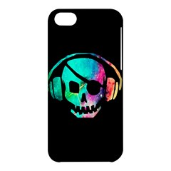 Pirate Music Apple Iphone 5c Hardshell Case by TheTalkingDead