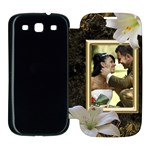 Lily Samsung Galaxy S3 Flip Cover Case