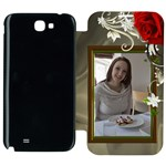 Celebration Samsung Galaxy Note 2 Flip cover Case