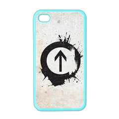Above The Influence Apple Iphone 4 Case (color) by Contest1775858