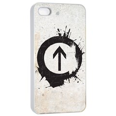 Above The Influence Apple Iphone 4/4s Seamless Case (white) by Contest1775858