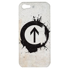 Above The Influence Apple Iphone 5 Hardshell Case by Contest1775858