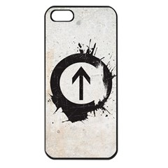 Above The Influence Apple Iphone 5 Seamless Case (black) by Contest1775858