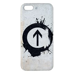 Above The Influence Iphone 5 Premium Hardshell Case by Contest1775858