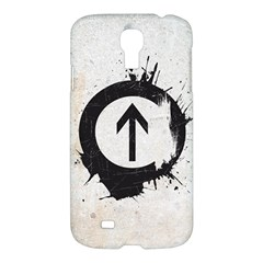 Above The Influence Samsung Galaxy S4 I9500/i9505 Hardshell Case by Contest1775858