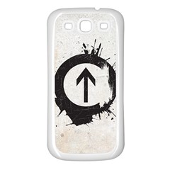 Above The Influence Samsung Galaxy S3 Back Case (white) by Contest1775858
