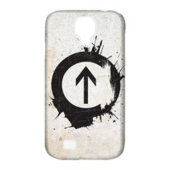 Above the Influence Samsung Galaxy S4 Classic Hardshell Case (PC+Silicone) by Contest1775858