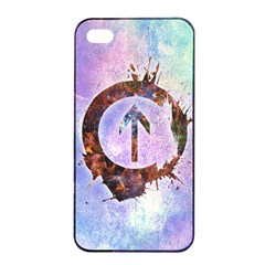 Above The Influence 2 Apple Iphone 4/4s Seamless Case (black)