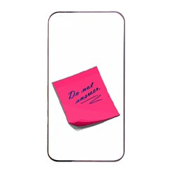 Post It Apple Iphone 4/4s Seamless Case (black) by Contest1719785