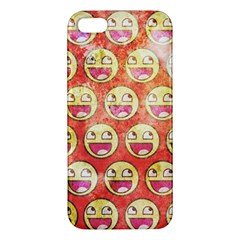 Epic Face Iphone 5 Premium Hardshell Case by Contest1775858