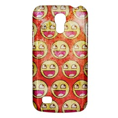Epic Face Samsung Galaxy S4 Mini Hardshell Case  by Contest1775858