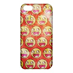 Epic Face Apple Iphone 5c Hardshell Case by Contest1775858
