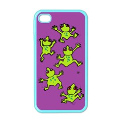Sticky Things Apple Iphone 4 Case (color) by Contest1760572