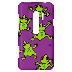 sticky things HTC Evo 3D Hardshell Case  by Contest1760572